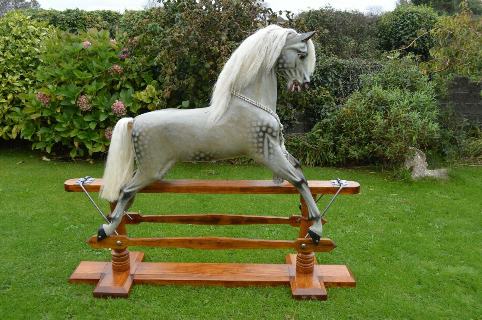 F H Ayres D Type rocking horse Extra Large
