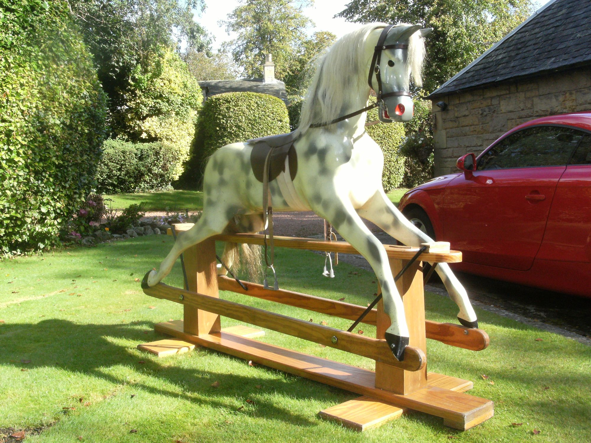 Haddon Vintage Rocking Horse For Sale