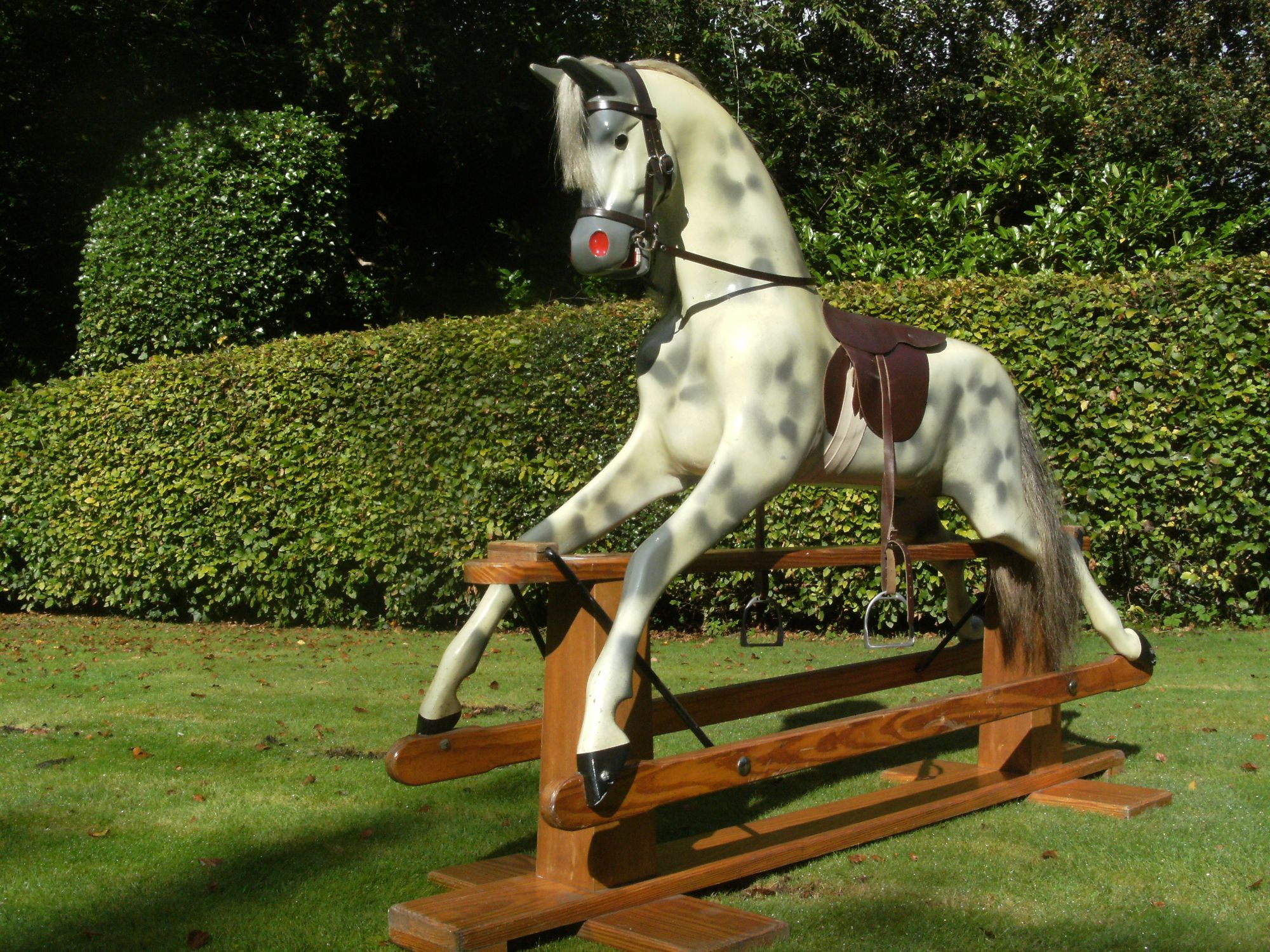 DefaulHaddon Rocking Horse for salet image