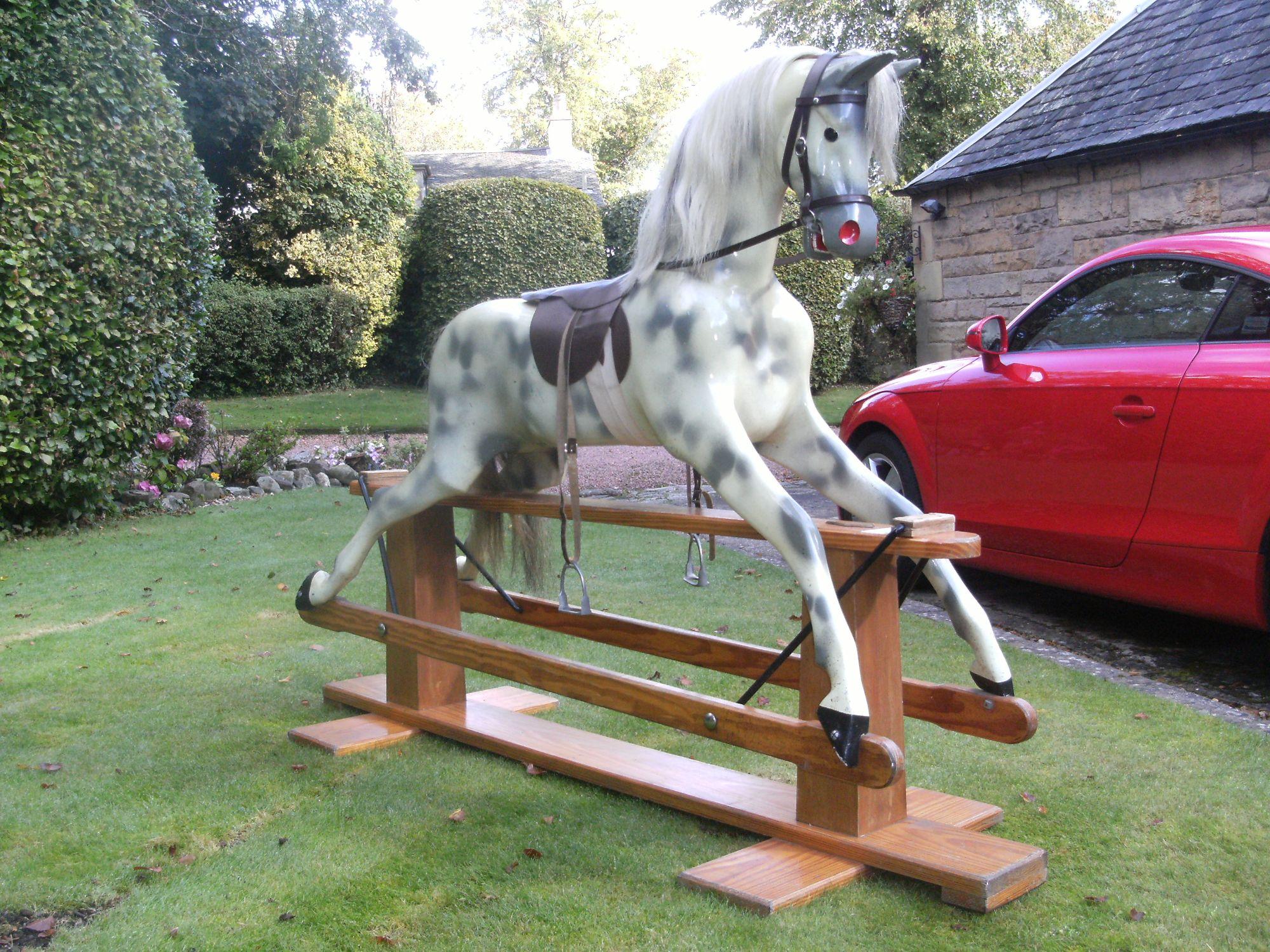 Haddon Rocking Horse Large Size