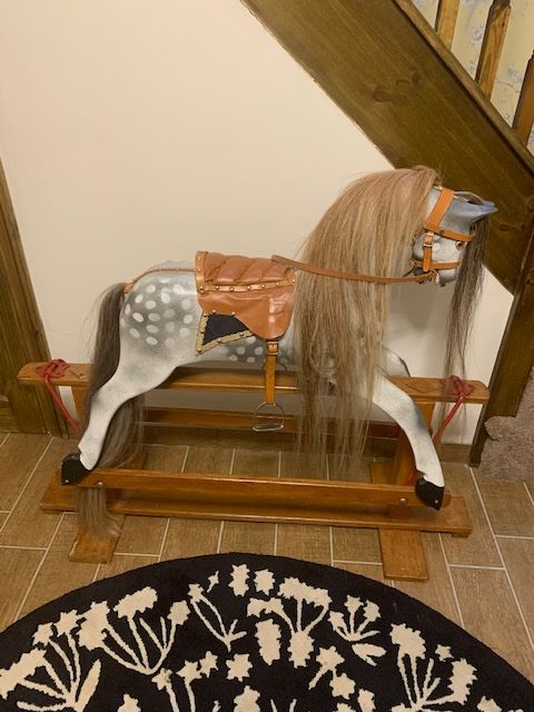 Collinson Rocking Horse For Sale