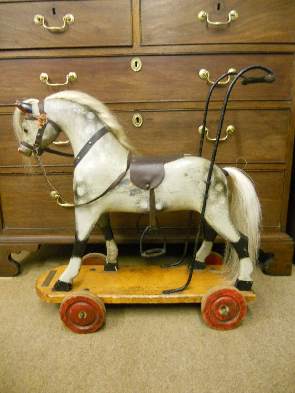 Antique Toy Horse