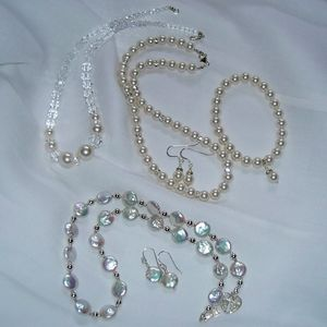 Blog - Sample of wedding jewellery