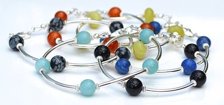 Julie Walton Jewellery: Gemston Jewellery