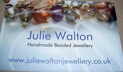 Julie Walton Jewellery Banner