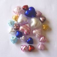 Latest Murano glass beads purchased