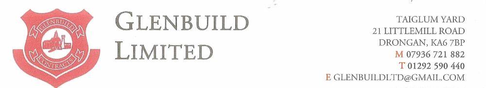 Glenbuild Limited, site logo.