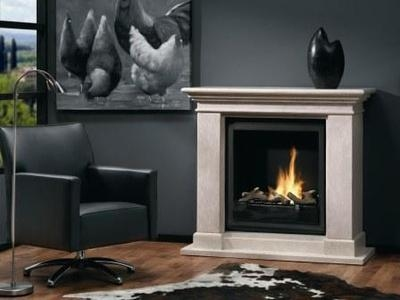 Kos - Bioethanol Fireplace