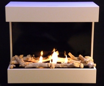 Prestigious Fires Umbria Wall Mounted Bioethanol Fires