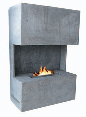 Nuoro Outdoor Bioethanol Fire