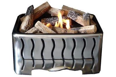 New York Bioethanol Fire Basket