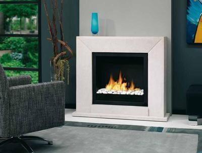 Nero - Bioethanol Fireplace