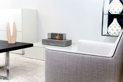 Cuneo Tabletop Bioethanol Fire