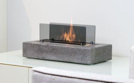 Cuneo Tabletop Bioethanol Fire