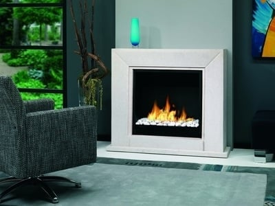 Nero Electric Fire
