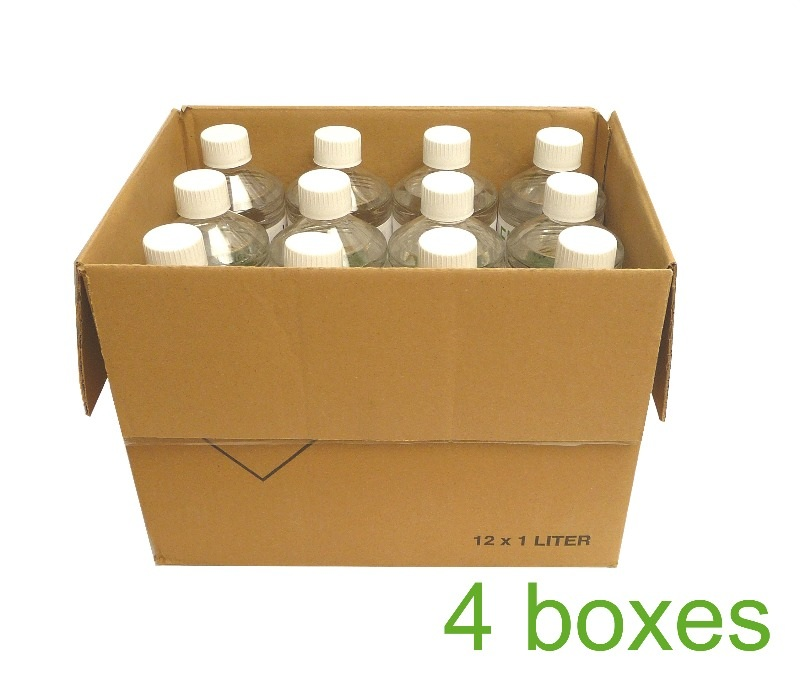 4 boxes of 12
