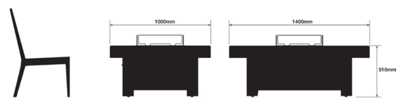 bahama dimensions