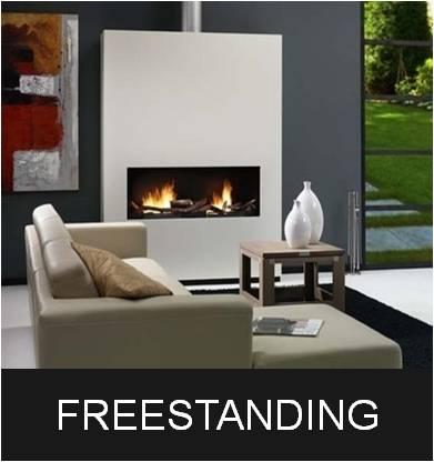 freestanding fires