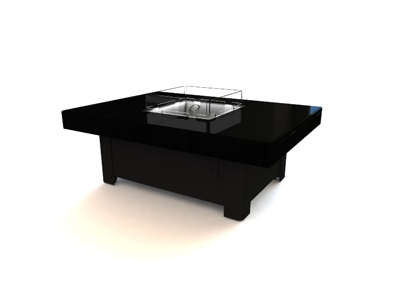 Bahama Gas Fire Table