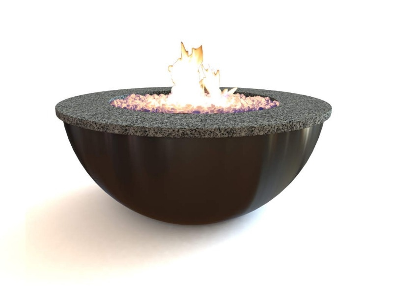valencia fire bowl