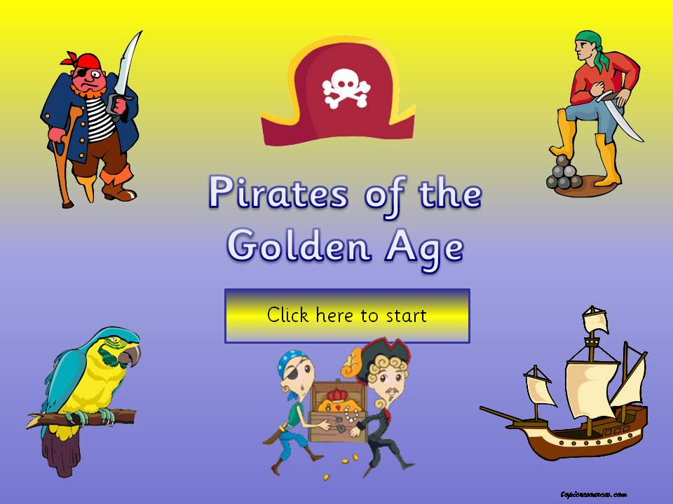 Pirates Topic Pack
