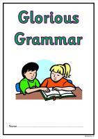 KS2 Grammar Activity Booklet.