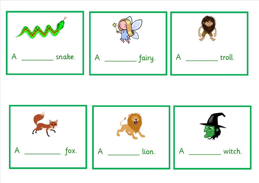 An excellent set of guided reading activities for year 1 children (Pack 1).