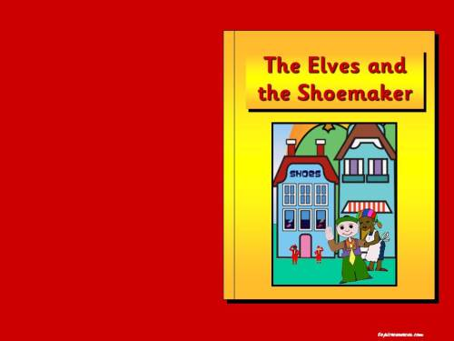 The Elves and the Shoemaker Story Pack
