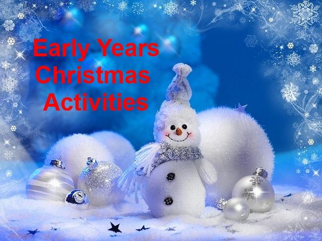 Christmas Worksheets Package
