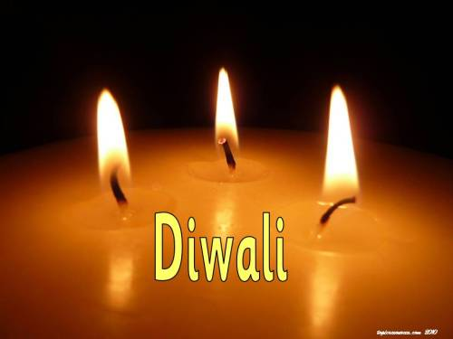 Diwali Topic
