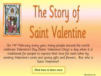 Saint Valentine's Topic Pack