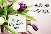 KS2 Mother's Day Activity Pack