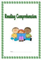 Lower KS2 fiction and non fiction SATS style reading comprehension booklet 4