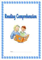 Lower KS2 fiction and non fiction SATS style reading comprehension booklet 5