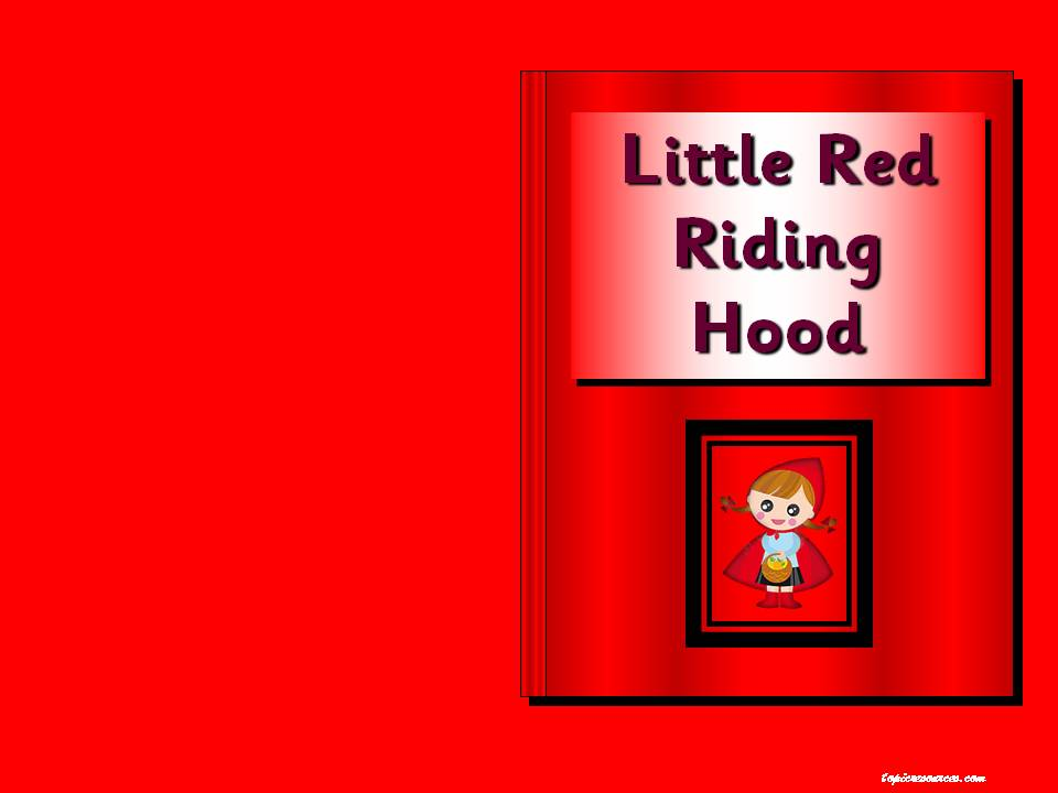 Little Red Riding Hood Story Pack
