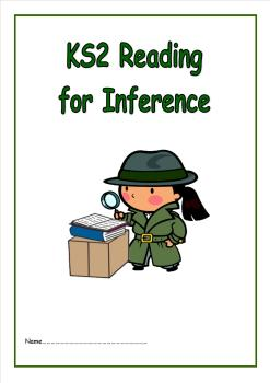 reading for inference booklet2a