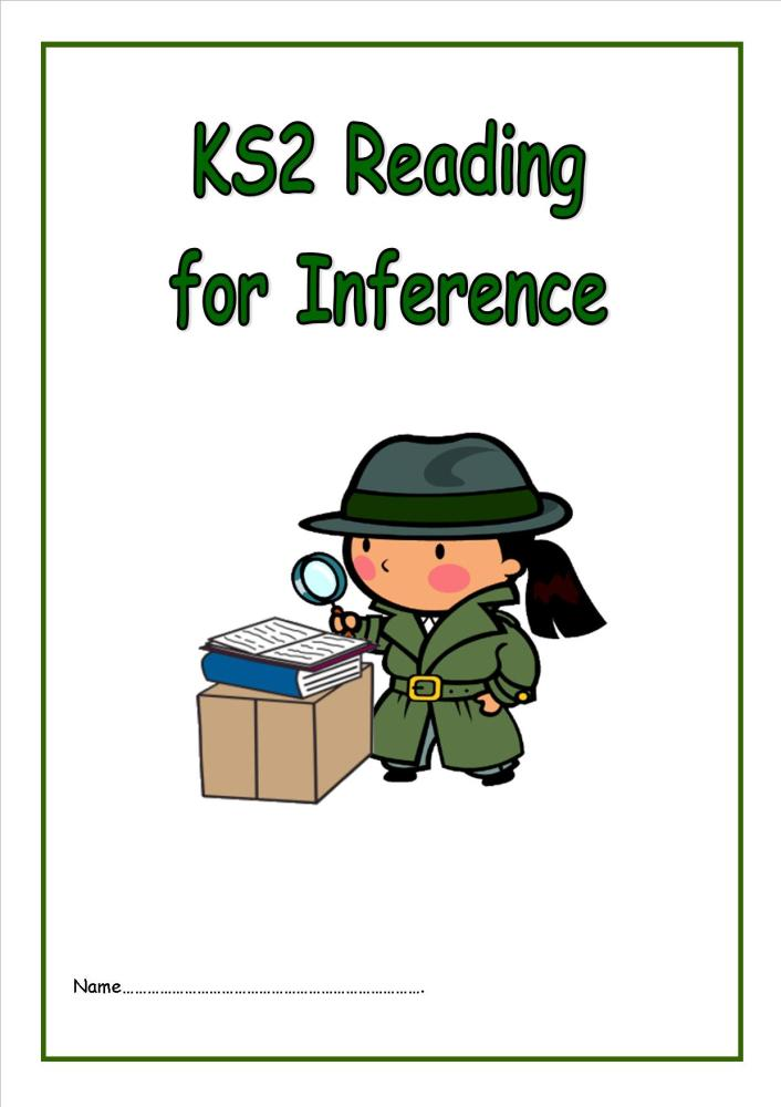 Upper KS2 Reading for Inference Booklet