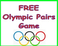 Free Olympic Games 2016 Pairs Game
