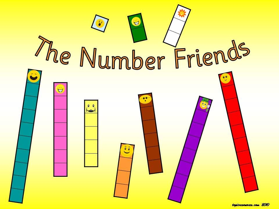 Number Bonds to 10 teaching pack