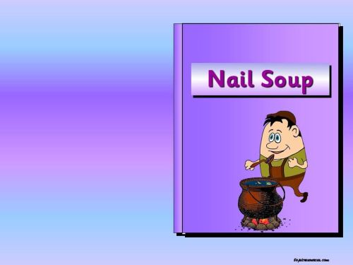 Nail Soup Story Pack