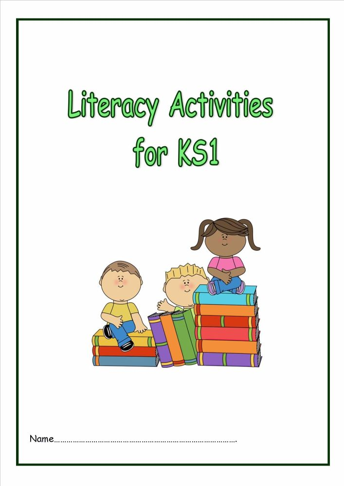 Literacy/SPAG/Reading Activity Booklet for KS1