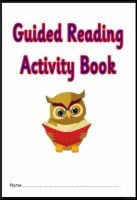 Guided Reading Activity Booklets for Lower Key Stage 2 (set 1)