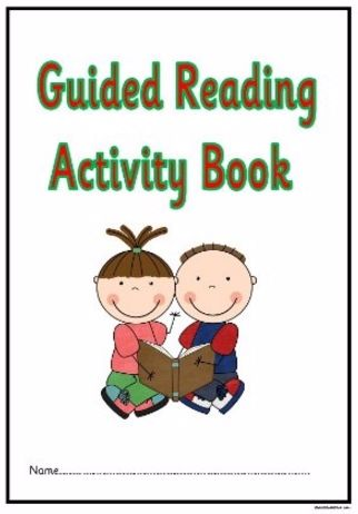 Guided Reading Activity Booklets for Key Stage 1 (pack 2)