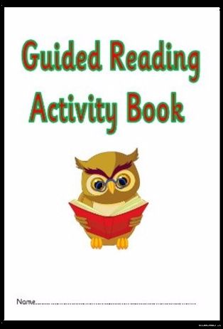 Guided Reading Activity Booklets for Key Stage 1