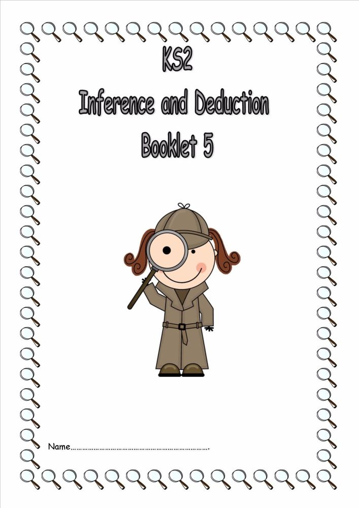 Ks1 Ks2 Sen Ipc Literacy Reading For Inference Booklet Poppy