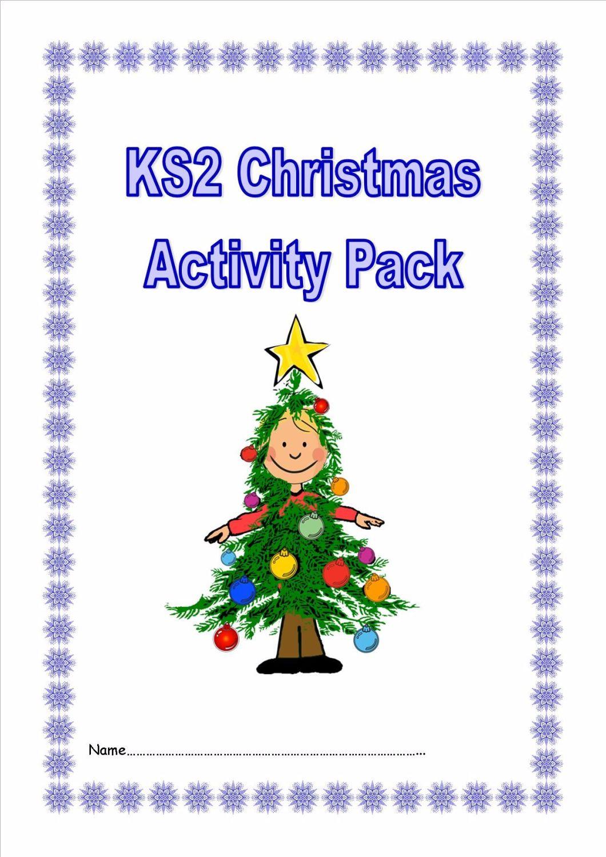 KS2 Christmas Activity Pack