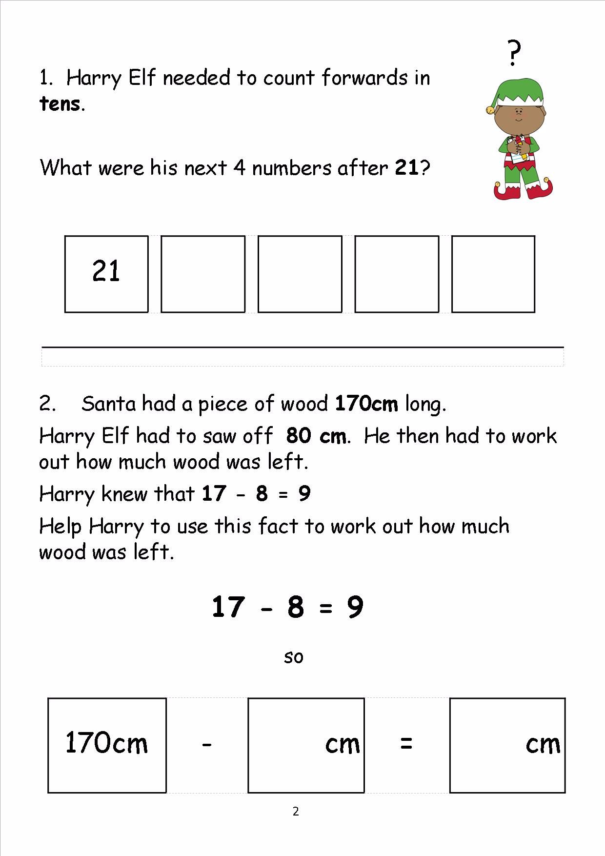 Eyfs Ksks Sen Christmas Maths Sats Worksheets Teaching  Christmas Mathsa Christmas Mathsb