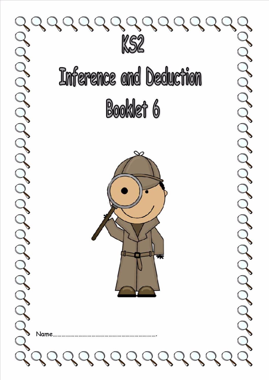 KS2 Reading for Inference Booklet2