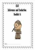 KS2 Reading for Inference Booklet 6