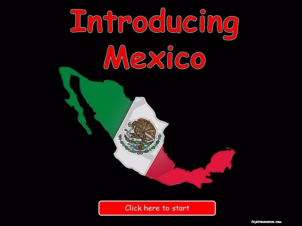 Mexico Topic Pack